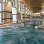 Sovata swimming pool